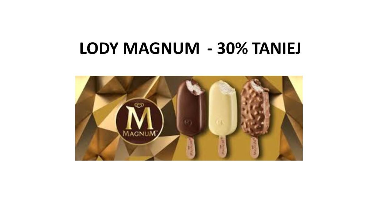 Lody Magnum - 30%
