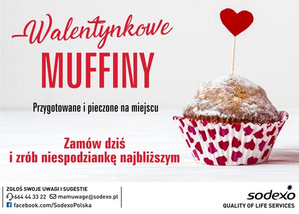 Walentynki - słodka niespodzianka !